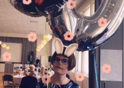 Mettes 30-års fødselsdag